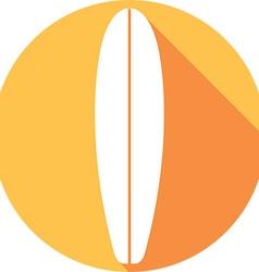 Surfboard Icon vector image