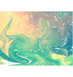 Marble abstract background liquid marble pattern vector