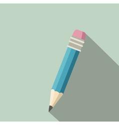 Pencil retro vector