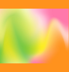 Abstract colorful background blur pastel vector