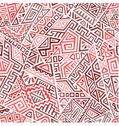 Creative seamless pattern vector