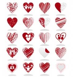 love icon2 vector image vector image