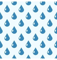 rain seamless background vector image vector image