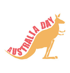 Australia day traditional australian patriotic vector