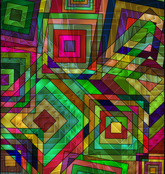 Colored background image of the abstract chaos vector