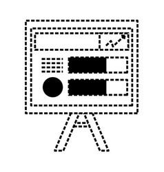 paper board vector image