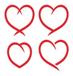 Srce kol2 vector