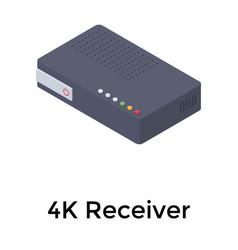 Av receiver vector