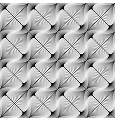 Design seamless striped diagonal geometric pattern vector image