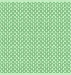 Light green simple repeating geometric pine tree vector