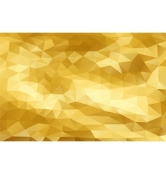 Mosaic Golden sparkle templates vector