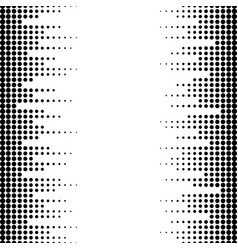 sound waves seamless pattern vector image