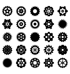 Gear set vector