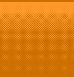 Geometric halftone dot pattern background vector