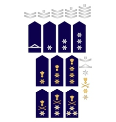 Insignia of the Greek Police vector