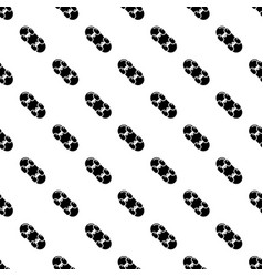skateboard pattern seamless vector image