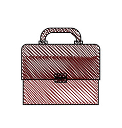 briefcase business paper image vector image