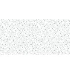 Grey dots network texture seamless pattern vector