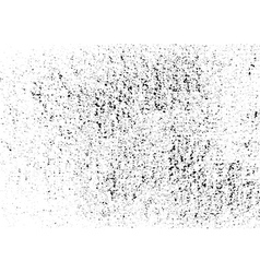 Dust texture white and black Grunge vector image