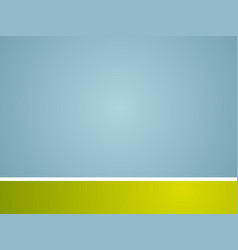abstract template background blue green and vector image