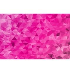 Pink valentine day romantic love vector