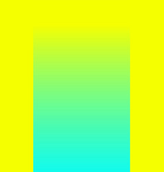 Yellow social media duotone gradient background vector