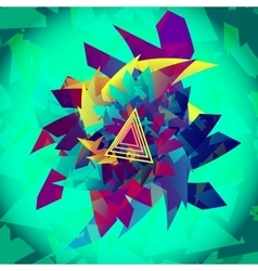 Background Geometric Abstract Shape vector