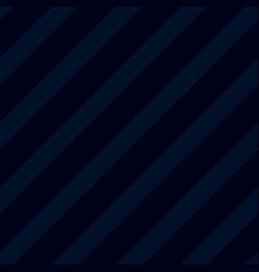 seamless pattern of dark blue diagonal stripes vector image