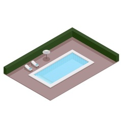 Isometric pool vector