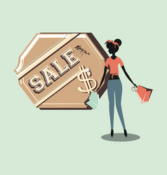 sale design concept vector image