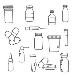 Pills and injection vector