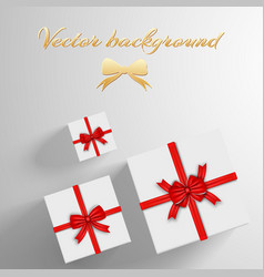 invitation background template vector image