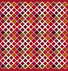Seamless abstract geometrical square pattern vector