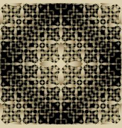 Elegance modern ornamental geometric seamless vector