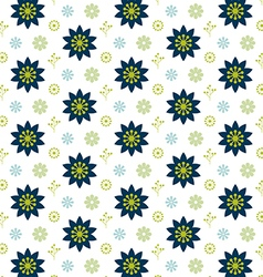 Floral pattern texture background vector