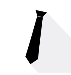 Tie icons 1 vector