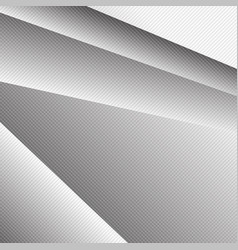 basic background in black and white color details vector image vector image