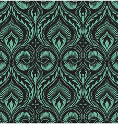 ornament pattern vector image vector image