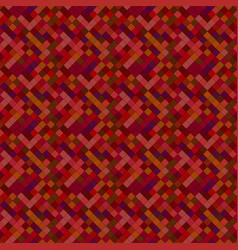 Abstract seamless dark diagonal square pattern vector