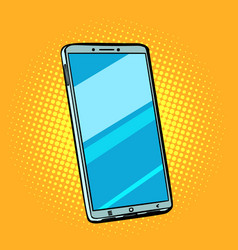 Mobile phone smartphone vector