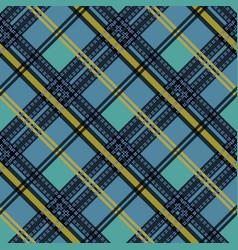 Textured tartan plaid clothing fabric prints web vector