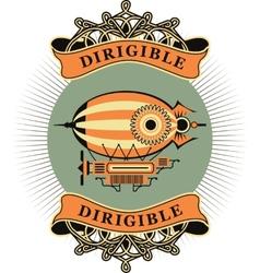 Dirigible vector