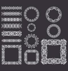 Frame 2 vector image