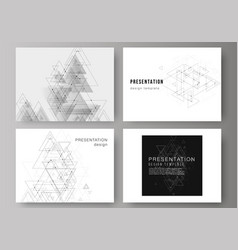 The minimalistic abstract editable layout vector