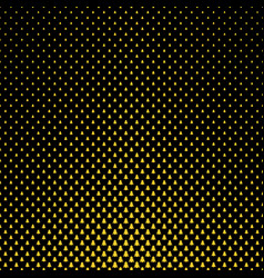Repeating geometrical xmas tree pattern vector