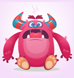 101monster vector image