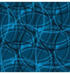 Blue net vector