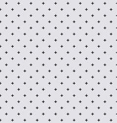 Seamless geometric modern pattern stars vector