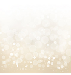 White gold light background abstract design blur vector