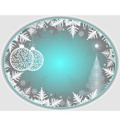 Christmas light design vector
